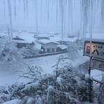 飛騨古川 料亭旅館 八ツ三館 - 雪の八ツ三館