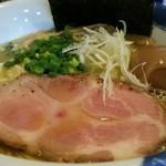 63782577 - 麺屋 扇「味玉塩ラーメン800円」