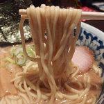 九段 斑鳩 - 【数量限定】超濃厚らー麺(790円)