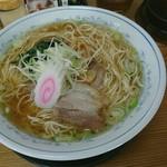 蔵之宮 - 支那そば(醤油)650円