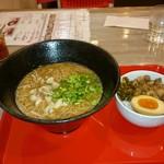 台湾麺線 - 麺線セット ※デジカメ忘れたため携帯にて撮影