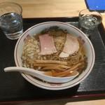 食堂 いしやま - 料理写真:冷やしラーメン849円