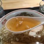 食堂 いしやま - 冷やしのスッキリスープ