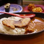 無添くら寿司 - 料理写真:海賊シャリカレー~☆
