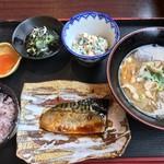 農村レストラン 筑膳 - 3月限定 豚汁 300円