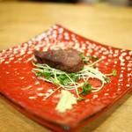 定谷 - 牛タン焼き