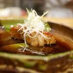 定谷 - 金目鯛の煮つけ