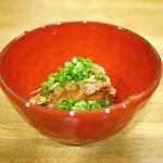 定谷 - 金目鯛の唐揚げ