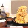 とんまさ - 料理写真:若鶏かつ定食 1700円(税抜き)(2017.03)