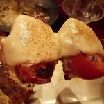 63788499 - トマトの肉巻き(+チーズ乗せ)