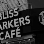 ブリスマーカーズカフェ - 看板