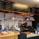 ブリスマーカーズカフェ - 厨房
