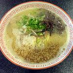 6379051 - 定食(¥750→¥680)の基本ラーメン