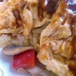 洋食厨房 KAJIMOTO - オムライスアップ