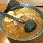6379843 - 醤油ラーメン 730円