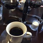 63790152 - サイフォンで来るコーヒーが嬉しい