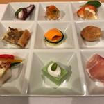 西脇ロイヤルホテル - 料理写真: