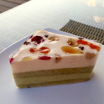 ル・ミリュウ - モンテリマール 宝石みたいにキラキラかわいいケーキ♡