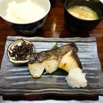 浜新 - 銀ダラ焼
