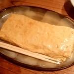 魚金 - 魚金 4号店@新橋 トリュフ風出汁巻き