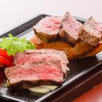 ステーキ&ビア ビストロ・パプリカ - ◆山形牛ステーキコース