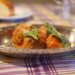 タボラ カルダ ミヤケ - 料理写真:イワシのボルベッタ