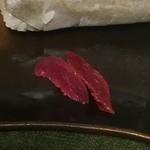 七重 - お口直しの梅