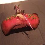 63792967 - 神戸牛の桜寿司