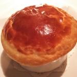 63792974 - 神戸牛すじ・フォアグラ・筍のパイ包み焼き