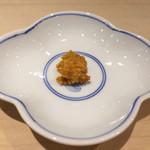 鮨処 美な味 - 塩ウニ