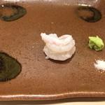 鮨処 美な味 - ボタンエビ