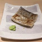 鮨処 美な味 - 太刀魚焼き