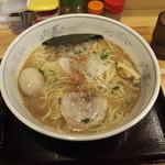 節極 - 節そば大盛(770円+100円)