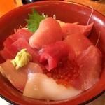 鮮味楽 - 今日のどん2050円