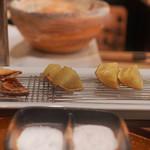 旬彩 天ぷら 心来(しんら) - 金時芋、べにはるか、安納芋