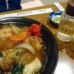 竹山高原ホテル - なかなか美味し!!