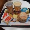 マクドナルド - 料理写真:メガマフィンセット(530円)