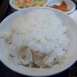 シーメンハン - ご飯