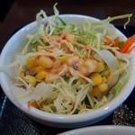 シーメンハン - サラダ