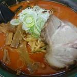 あじげん - 鉄火麺(972円)