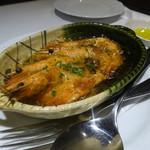 トラットリア・ラ・ヴェントゥーラ - 海老のオイル煮