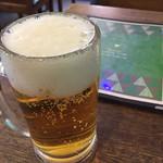 チョップスティックス - ビール