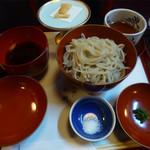 近江神宮 善庵 - 十割蕎麦
