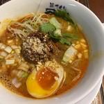 麺づくり 蒼空 - 麻辣担々麺税込928円
