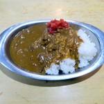 タロー軒 - カレーライス¥530