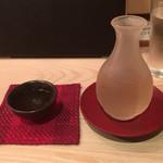 にかいのおねぎや 笹木 - 純米酒  竹鶴  1合(常温)