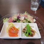 アジア多国籍料理 マルコポーロ - 前菜