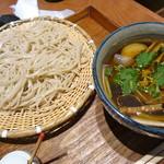 63801977 - 精進煮付け蕎麦(972円)