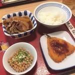 静安寺食堂 - 料理写真:ある日の選択