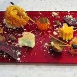 日本料理 TOBIUME - 前 TOBIUME 秋のスペシャリテ吹き寄せ